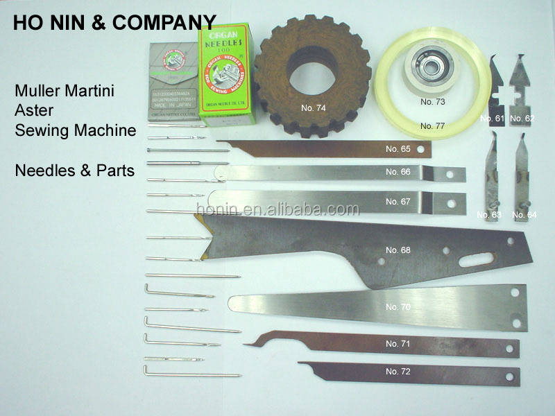 Aster Needle Manufacturer Bookbinding Parts Pioneer from Hong Kong Precision Quality SINCE 1962
