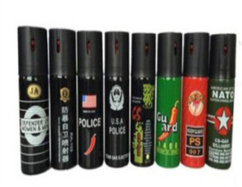 Good quality Personal Protection 60ml USA Police Pepper Spray