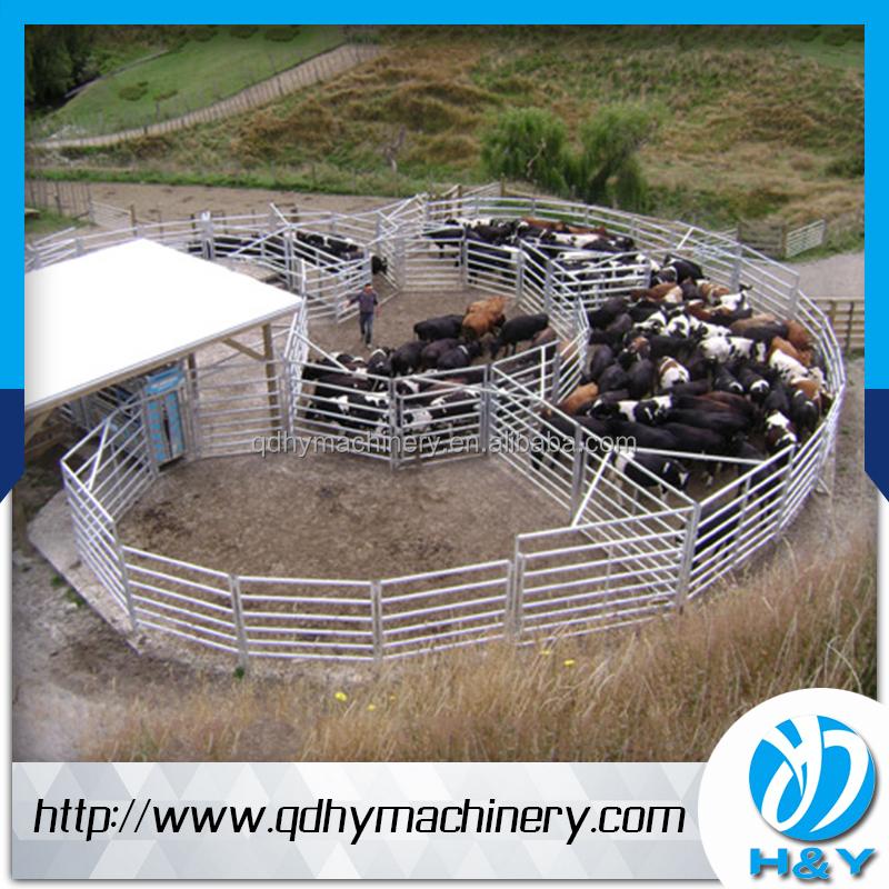 Galvanized Side Panel Of Livestock Trailer Buy Sheep