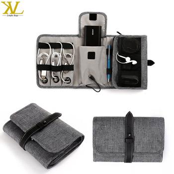 065c74e8c9 Universal Electronics Accessories Travel Earphone Cable Organizer ...