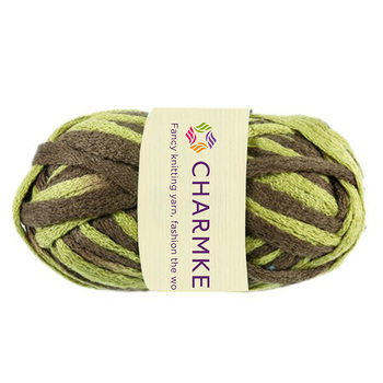 Scarf Fishnet Mesh Net Sashay Yarn Colorful Dyed Ruffle Hand Knitting Yarn  - Buy Fishnet Yarn,Ruffle Knitting Yarn,Acrylic Ruffle Knitting Yarn