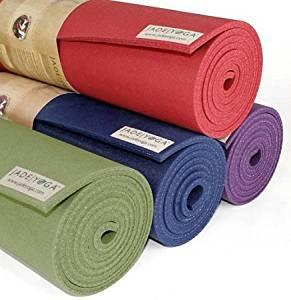 Jade Harmony Environmentally Friendly Yoga Mat - Fusion Purple