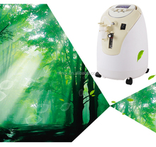 2016 newest small smart medical battery portable oxygen concentrator price