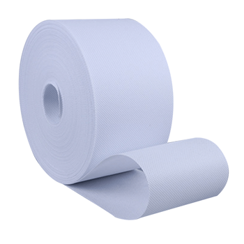 100% polypropylene white non-woven curtain tape for curtain window accessories