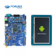 IMX6Q Processor ARM Cortex-A9 Android Single Board Computer with 7'' Capacitive Touch LCD on-board HDMI LVDS Mini PCIE