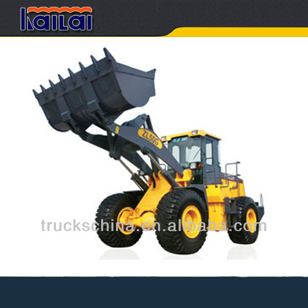 Loader ZL50G XCMG wheel loader for sale