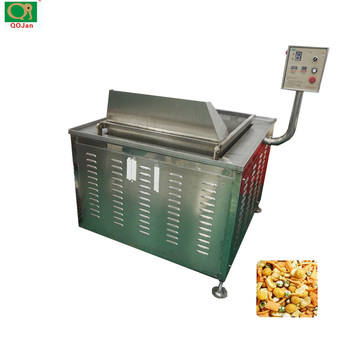 small chips deep fryer/High quality snacks deep fryer