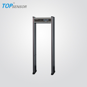 Airport security equipment 6 Zones 3d body scanner