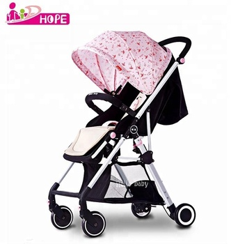 Factory Wholesale High View Baby Stroller With Light Weight