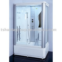 HD130BC Unit Computerized Shower Room