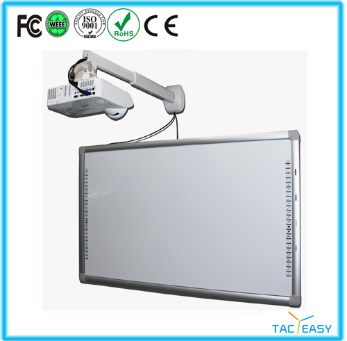 educational technology training equipment- touch digital interactive whiteboard