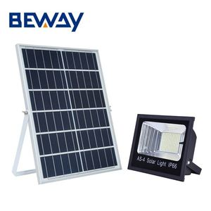 Aluminum housing panel parts 10w 20w 30w 50w 100w solar led floodlight