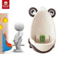 Frog Shape Baby Trainer Boy Urinal Potty Toilet Training Portable Urinal Waterless Urinal