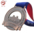 3d design sports all sports antique copper alloy medal