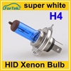 12V 55W super white 5500k xenon lamp H4 high low beam