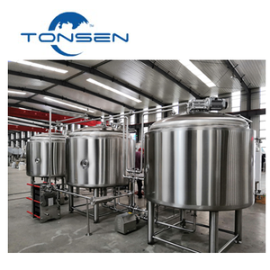 High Quality 2000l 3000l 5000l 10000l large brewery beer brewing equipment