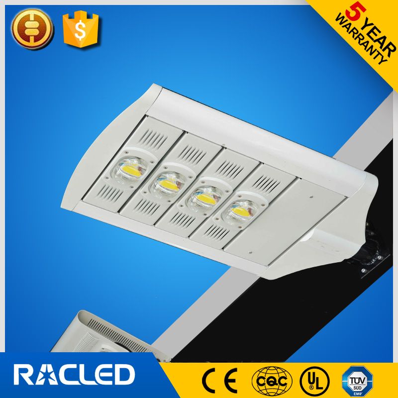 Patent products 150w led street light high power low volume light weight
