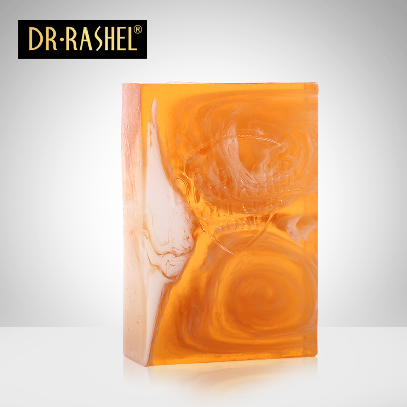 DR.RASHEL Argan Collagen Smooth Skin care Remain Wet Remove Freckles Face Cleaning Soap