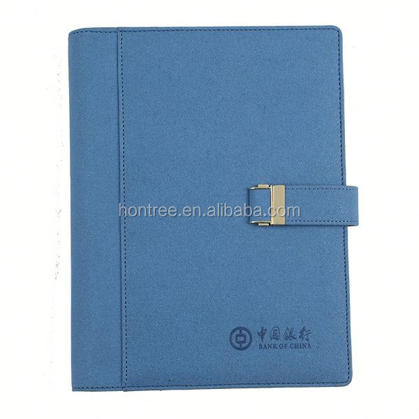 Un buon design faux leather giapponese planner notebook