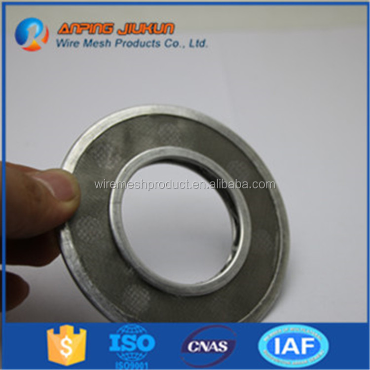 Professional stainless steel mesh 400 filter disc washer hose filter