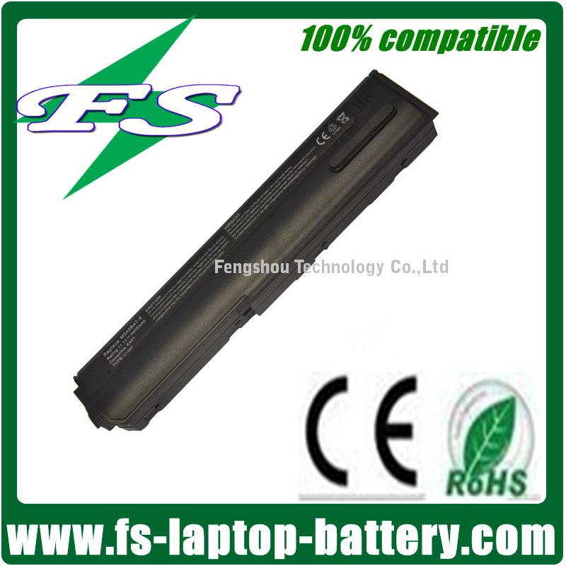 Genuine high quality OEM replacement laptop battery M540BAT-6 for Clevo founder S620N 87-M54GS-4D3 87-M54GS-4D4