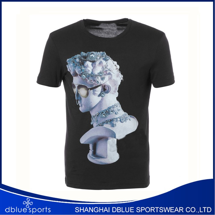 2016 Hot Sale Latest Design T Shirt Manufacturing In China
