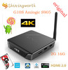 G10S Amlogic S905 Quad Core 2G 16G MXQ Pro Smart Tv Box Android 5.1 Tv Box