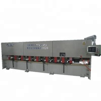 Sheet metal CNC v groove cutter cutting machine on sale