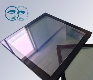 High Quality Low e Insulated Building Glass Projector Film