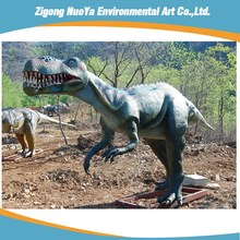 Amusement Park Life Size Animatronic Dinosaur For Sale