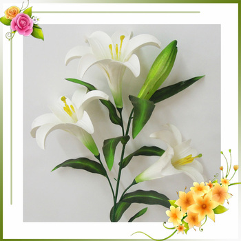 cheap wholesale loose large silk flowers