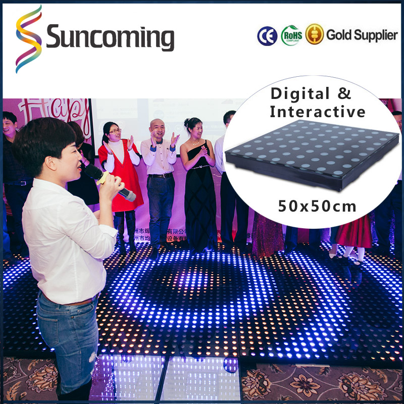 Best price of dance floor material for Car show