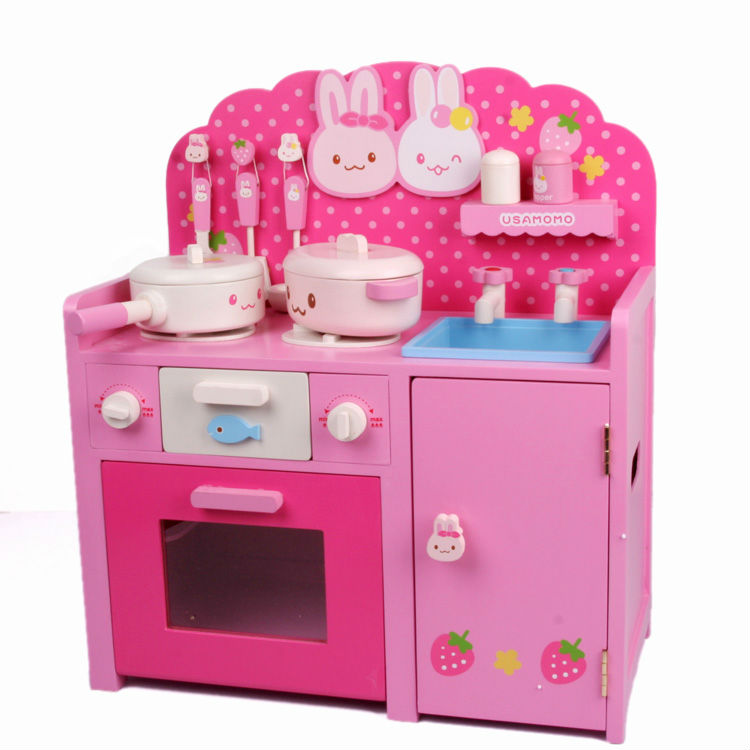 Best Kids Wooden Kitchen Set