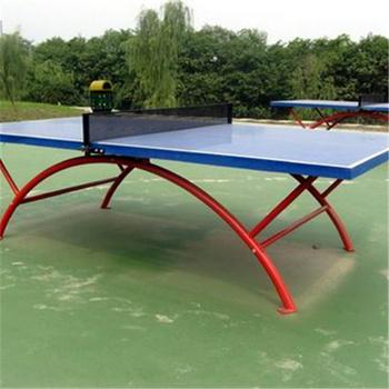 Sport Equipment Standard Size SMC Material Table Tennis Table For Statium