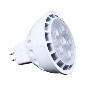 High quality mr16 gu10 3w 5w 7w cob led spotlight dimmable 220 volts