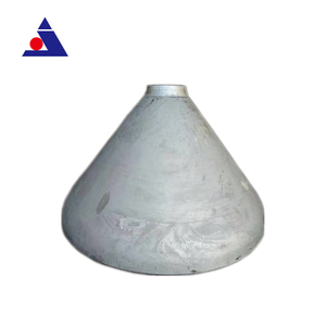 Professional manufacturer stainless steel conical dished head