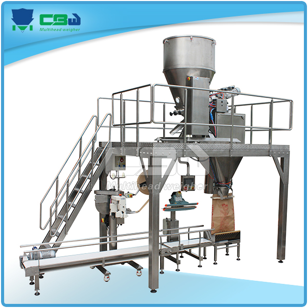 Bulging and Packing Machine for big scale / Quantitative Packaging Machine / Hot Sale Big Bag Packing Machine