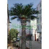 Sleek Realistic beautiful artificial medjool date palms tree for wholesale