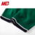 Beautiful High School Uniforms Unisex Sleeveless Outfits Green Vest