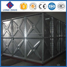 hot-dipped galvanized steel water tank store facility water