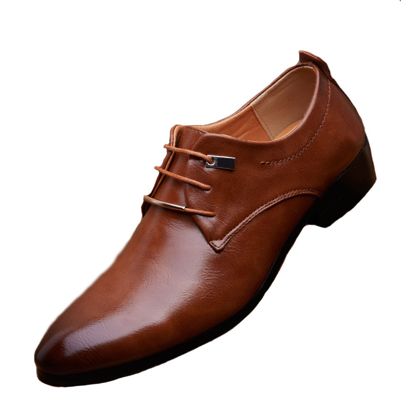 Cheap Mens Leather Shoes, find Mens Leather Shoes deals on line at ...