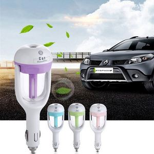 Wholesale 50ml USB Car Air Purifier Freshener Essential Oil Diffuser Aromatherapy