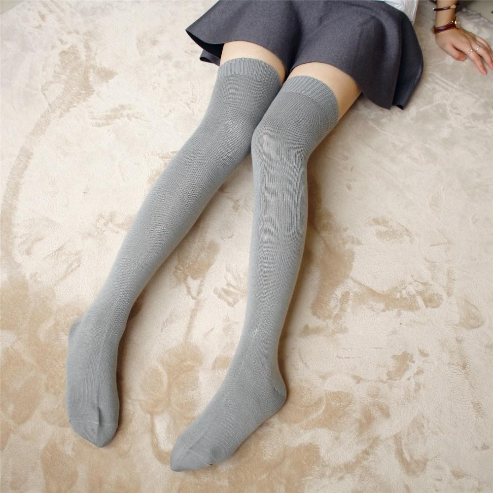 ff69bea2489 Sexy Women Girl Thigh High Stockings