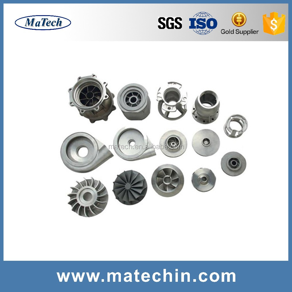 Fabrication Service High Precision Investment Casting Hinge