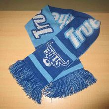 Popular Non Woven Football Fan Knitting Scarf