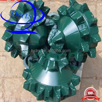 China Supplier Steel Tooth 200mm Drill Bit Metal Sealed/oil Gas ...