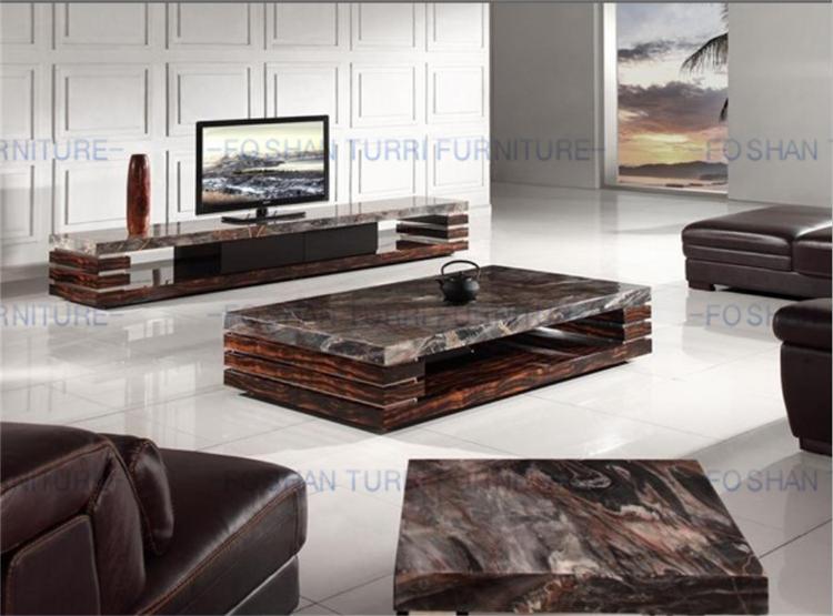 Marmer In Woonkamer : Antieke vierkante marmeren top end tafel voor woonkamer meubels
