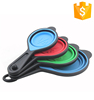 Kitchen baking colorful measuring spoon custom adjustable measuring spoon