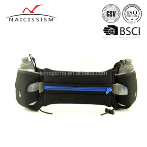 Camping Sport Cycling Hydration Belt Multiple Pocket Fanny Bag