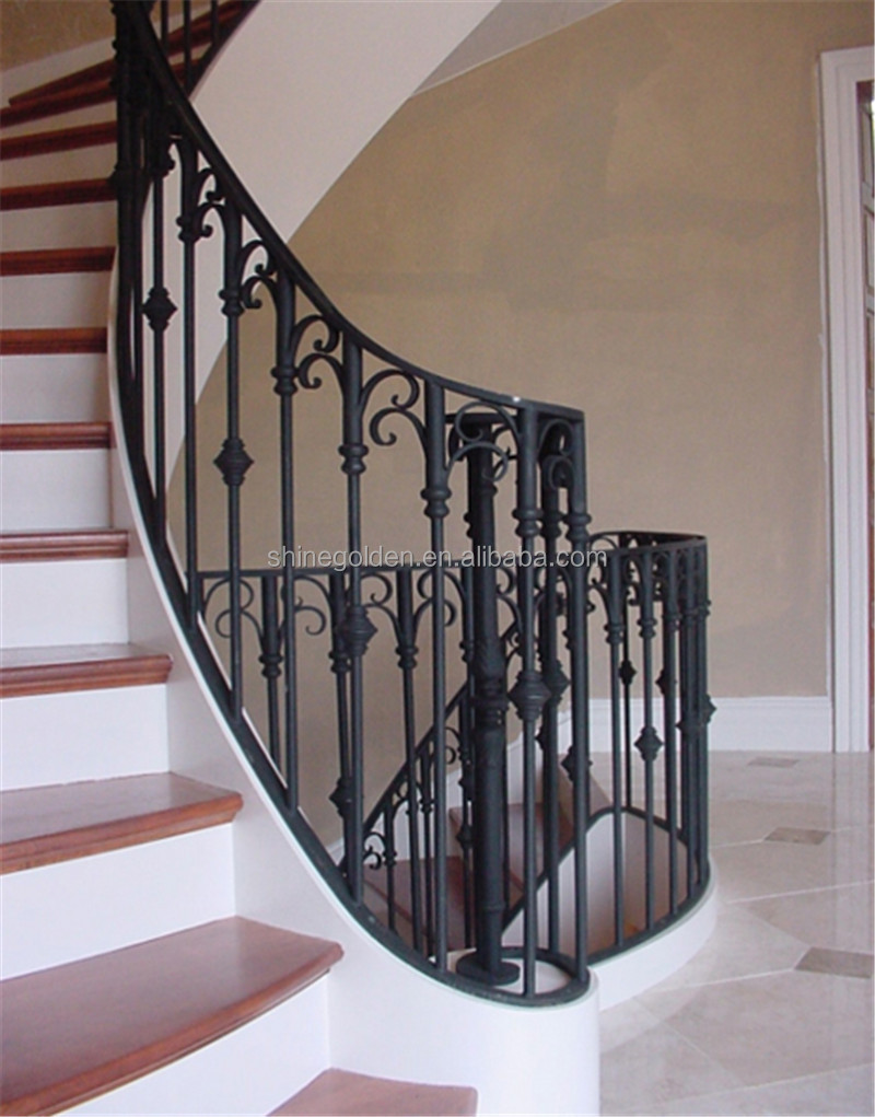 Classic Design Outdoor Metal Stair Railing Buy Exterior Stair Handrail Interior Stair